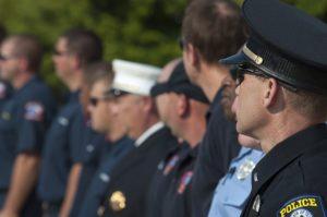 Policier gardien de la paix